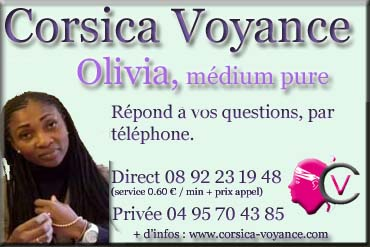 Olivia, médium pure